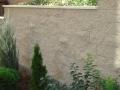 ograda s betonova kozirka