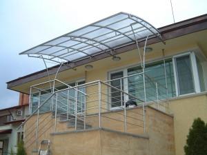 навеси за тераси и балкони