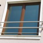 за френски прозорци